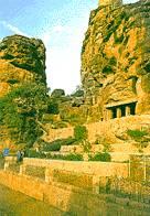 Un temple de Badami