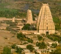 Le temple de Virupaksha