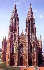 L'église Ste Philomène