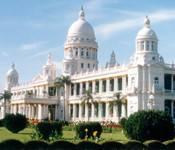 Le palais Lalitha Mahal