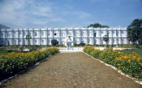 Le palais Jai Vilas