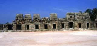 Les temples du secteur Ouest : Chausath