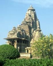 Les temples du secteur Ouest : Kandariya Mahadev