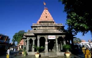Le temple de Mahakaleshwar