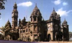 Le nouveau palais du Maharaja