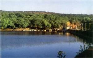 Le lac Venna