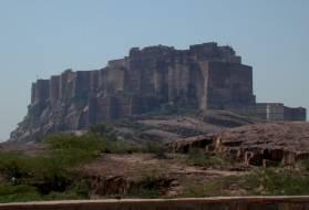 Le fort de Meherangarh