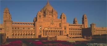 Le palais d'Umaid Bhawan
