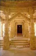 Les temples jaïnas de Dilwara