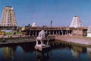 Le temple d'Ekambaranathar