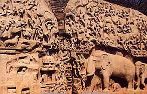 L'ascèse d'Arjuna