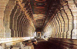 Le temple de Ramanathaswamy