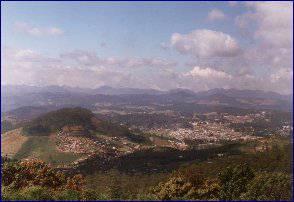 Paysage d'Udhagamandalam