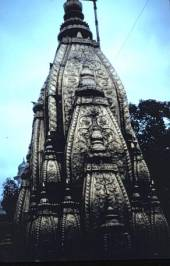 Le temple de Vishwanath