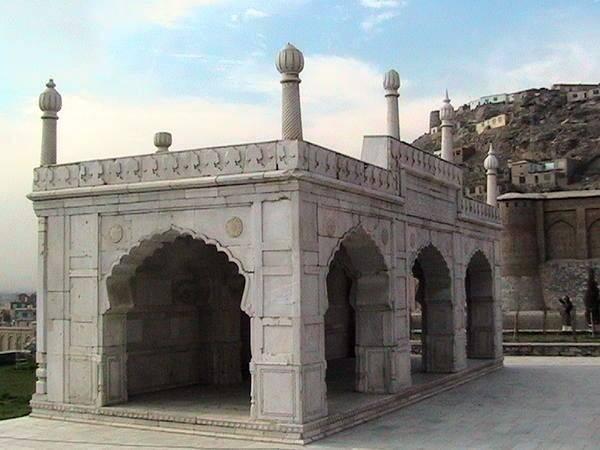 Tombe de Bâbur