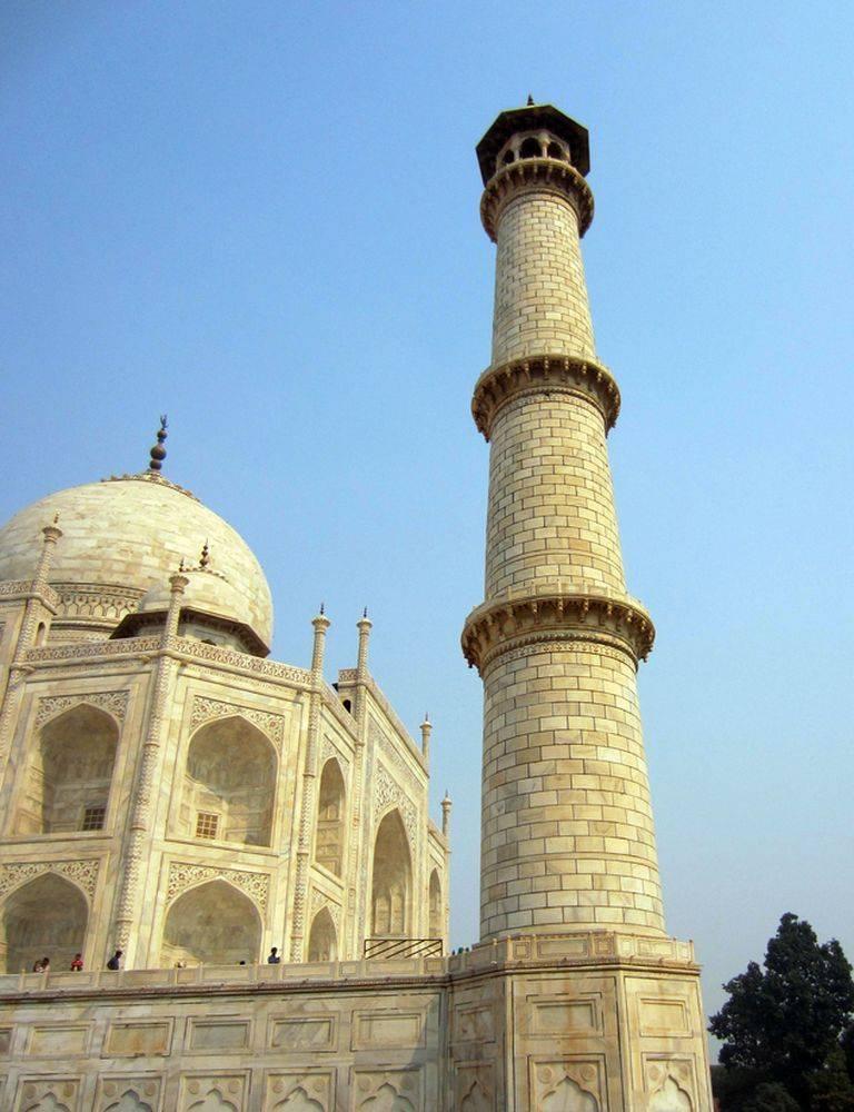 Un des minarets