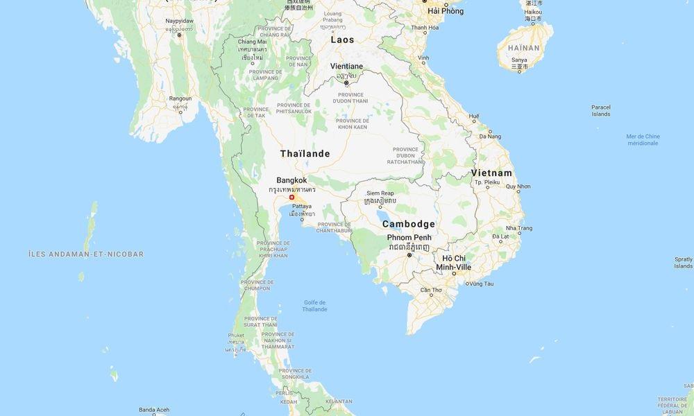 Péninsule du Sud-Est asiatique