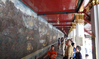 La galerie du Râmakayen