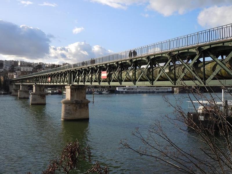 Aqueduc de Saint Cloud