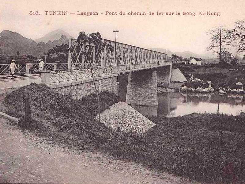 Ponts de Lang-Son et Binh Tay, Vietnam