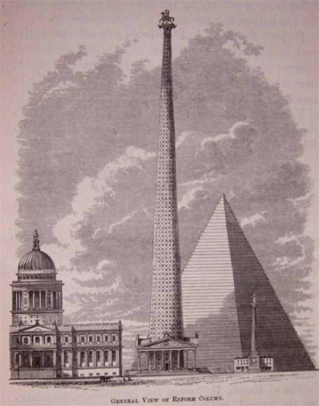 La tour de la Réforme