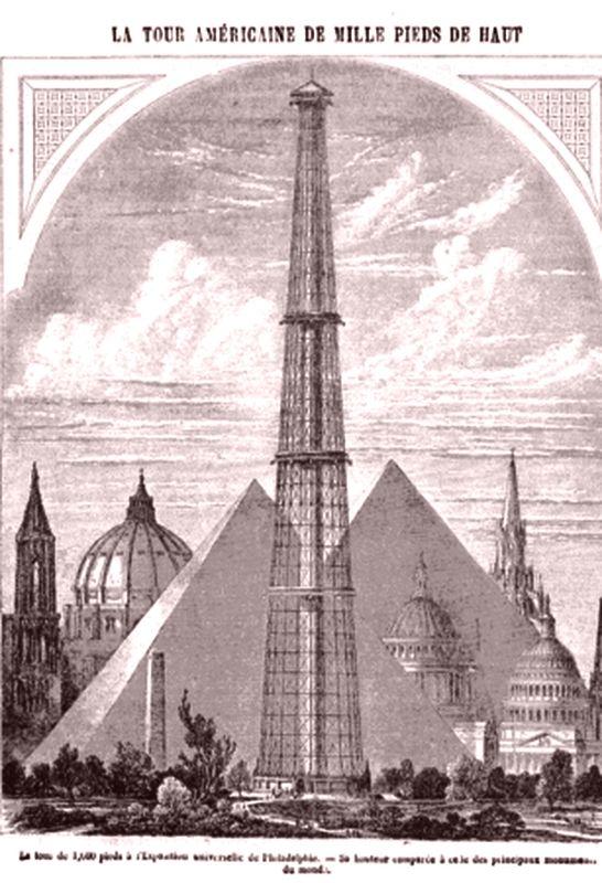 La tour Clarke-Reeves