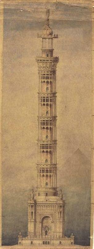 La tour-Soleil Sébillot
