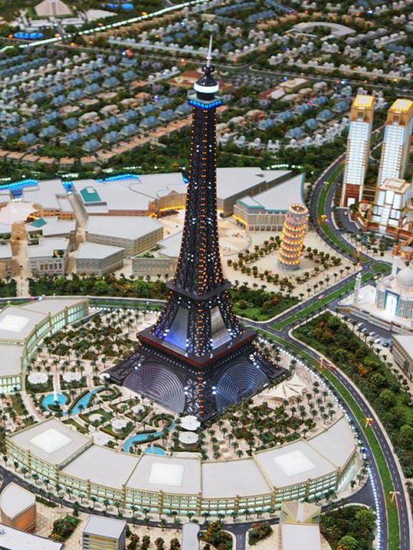 Réplique de Dubai