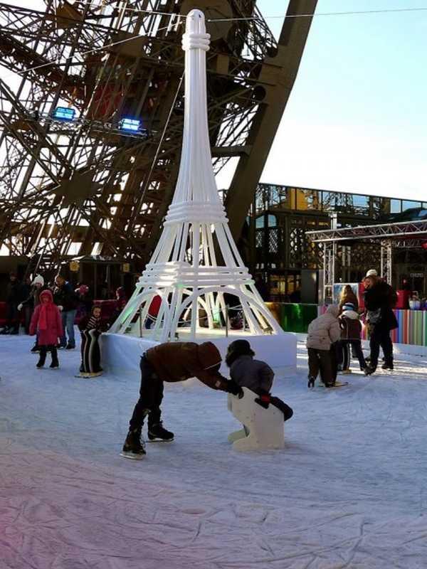 Réplique de la tour Eiffel