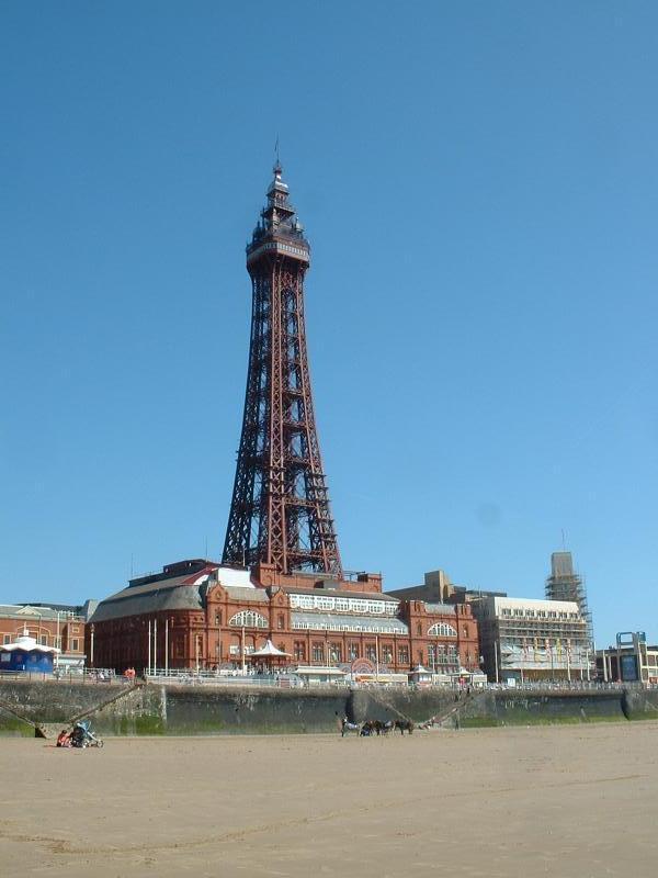 Réplique de Blackpool