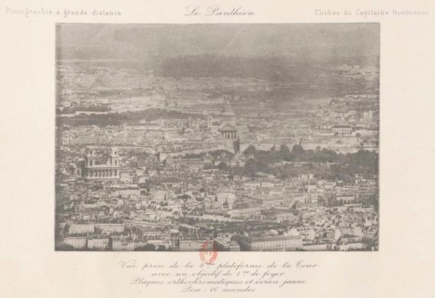Cliché du Panthéon