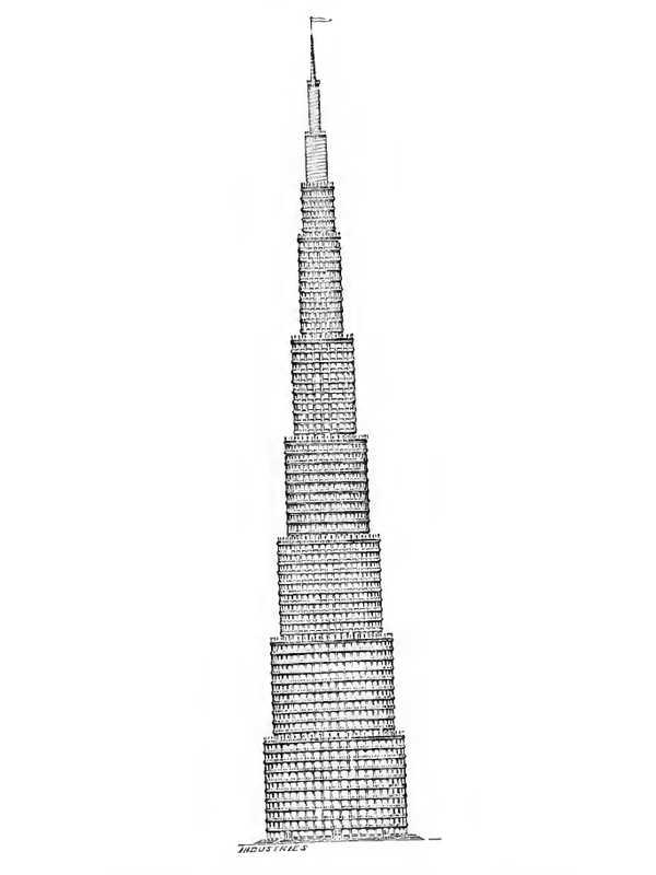 La tour C. Baillairge