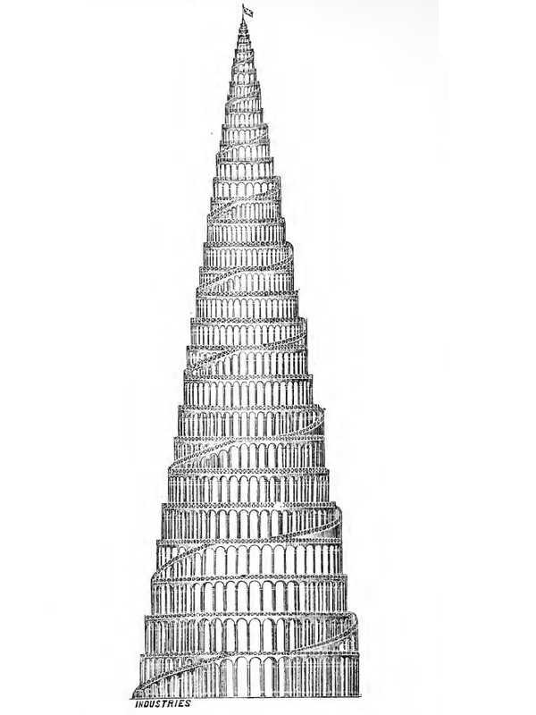 La tour S. Fisher