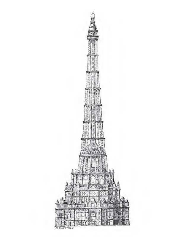 La tour B. Kinkel et Pohl