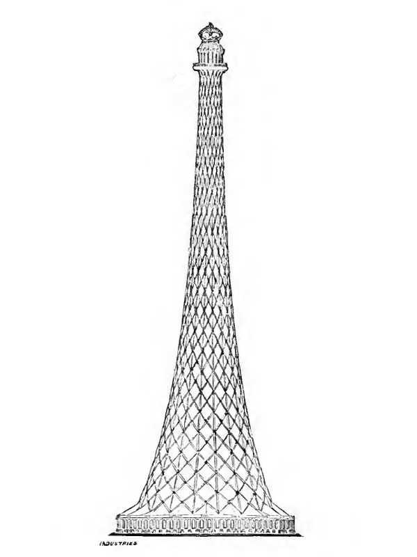 La tour Thos V. Trew