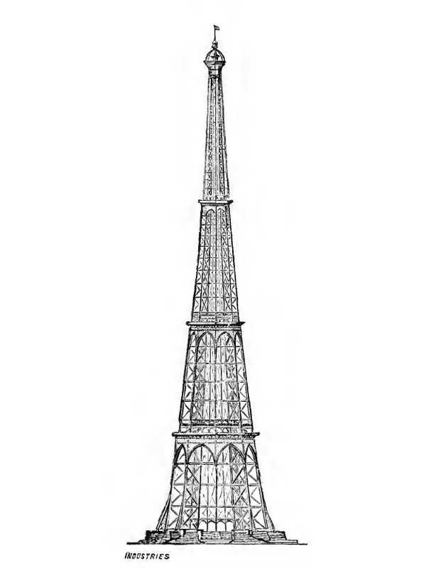 La tour W. Woodcock