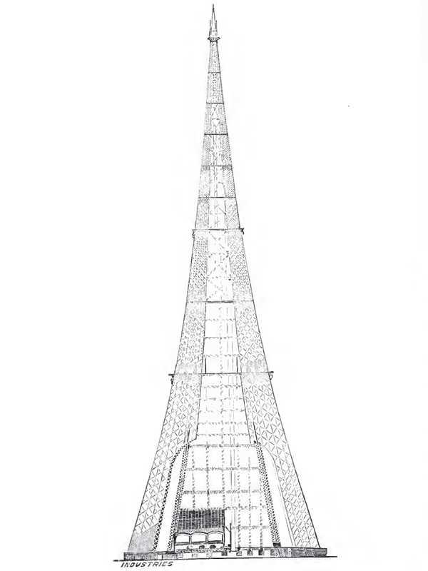 La tour De Vere Buckingham
