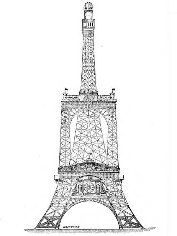 La tour J. Harrison-Vasey