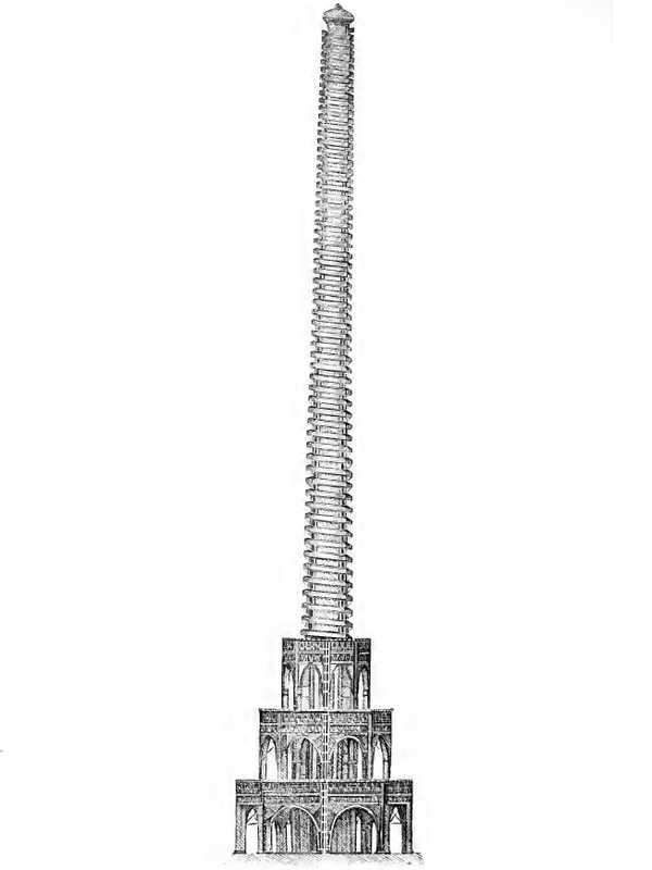 La tour J. W. Couchman