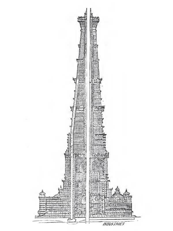 La tour James Arnold