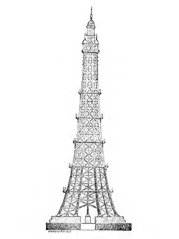 La tour A. Cummings