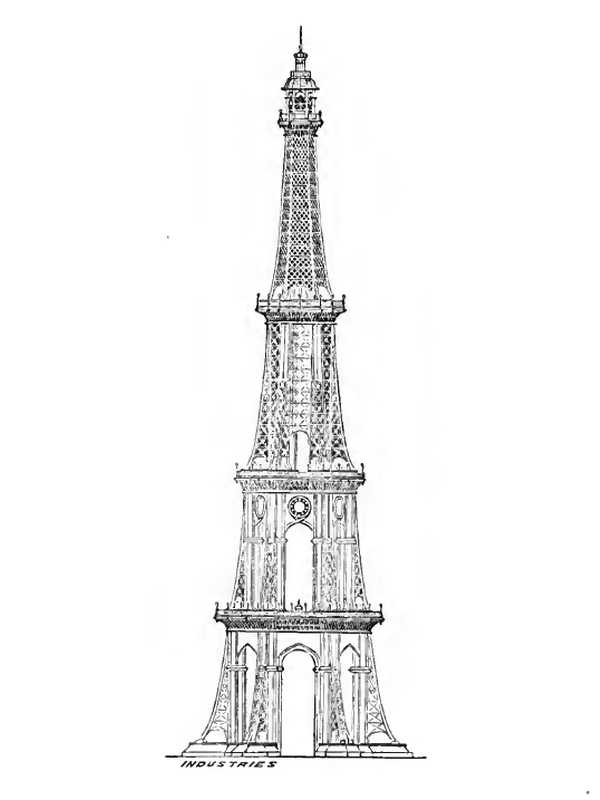La tour J. C. Chapman