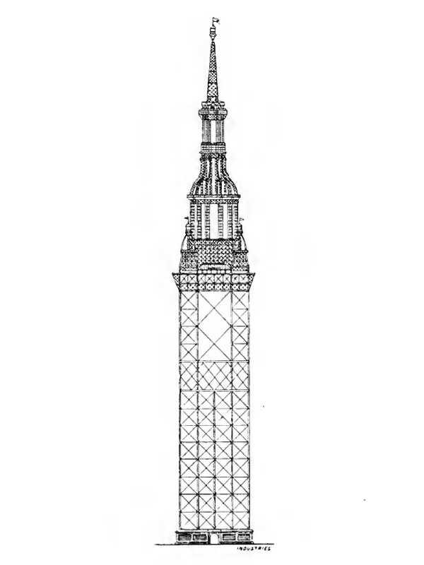 La tour W. Gibson
