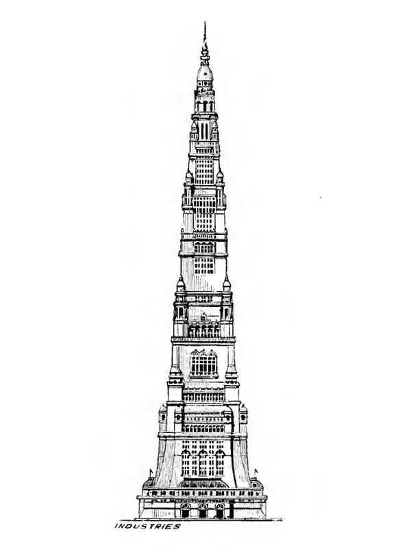 La tour Neloah