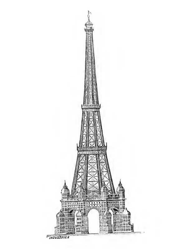 La tour John Webster et T. Haigh