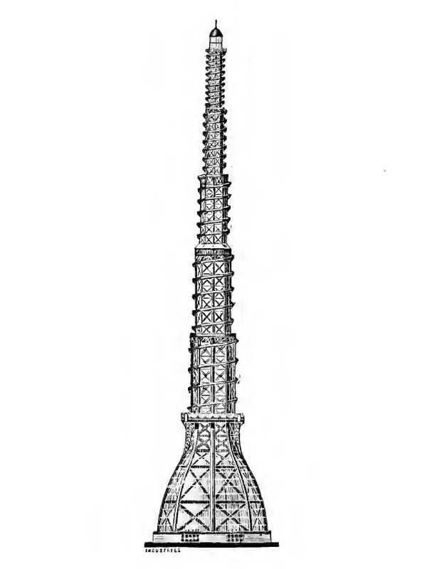 La tour de W. Rendel, C. Findlay, et Halsey Ricardo