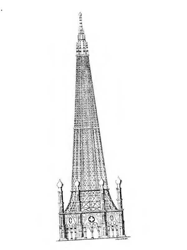 La tour de Milne Watt