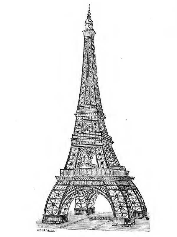 La tour de W. Fawcette