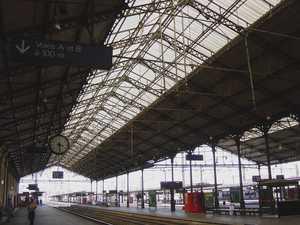 Halle de gare de Toulouse