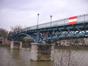 Passerelle de Bry-sur-Marne